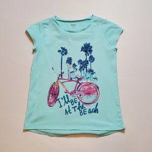 Gymboree Girls Tee Size L(10-12)